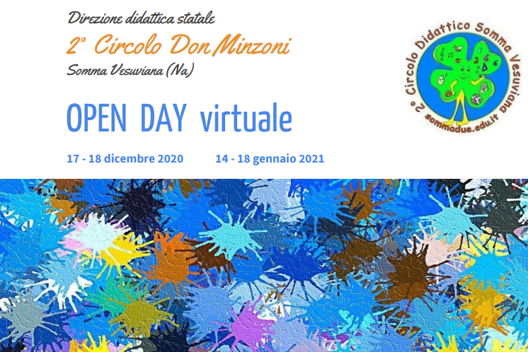OPEN DAY VIRTUALE